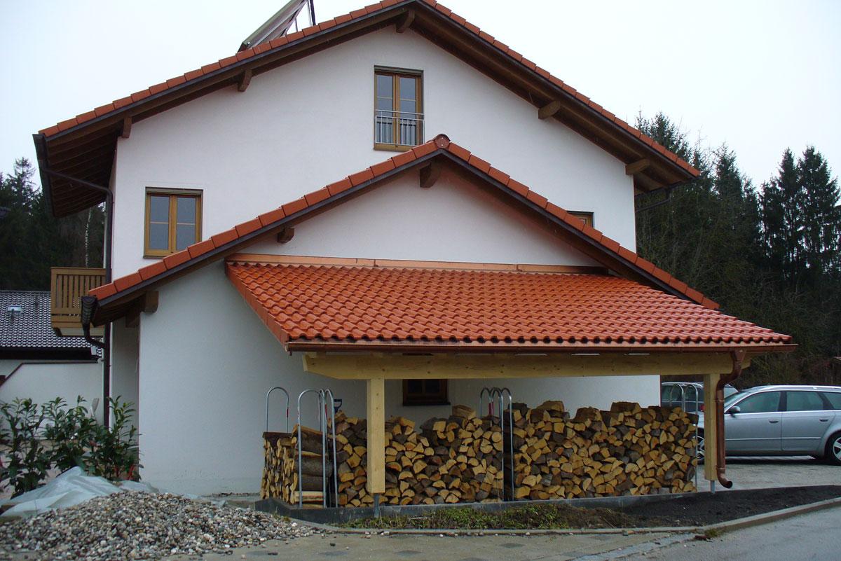 Carport Vink Engelsberg