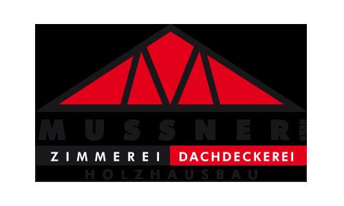 Mussner Zimmerei - Dachdeckerei - Holzhausbau